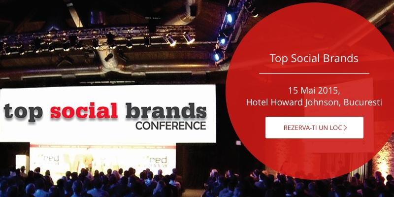 Mall Promenada in Top Social Brands 2015
